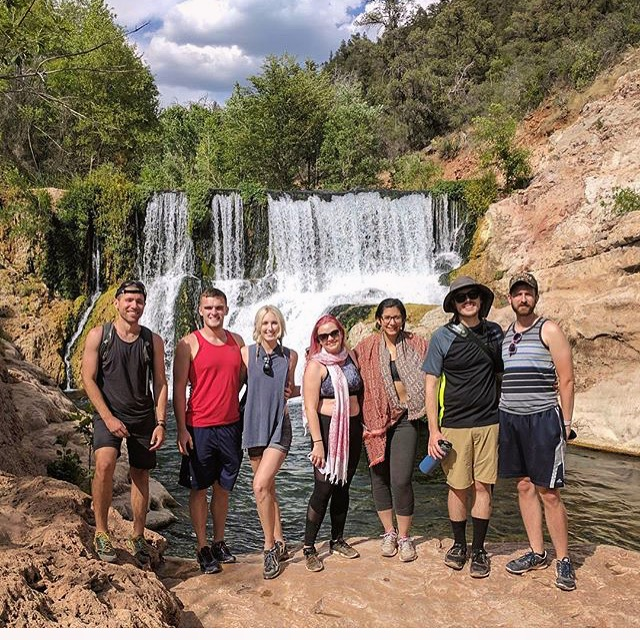 Fossil Creek: AZ's hidden gem